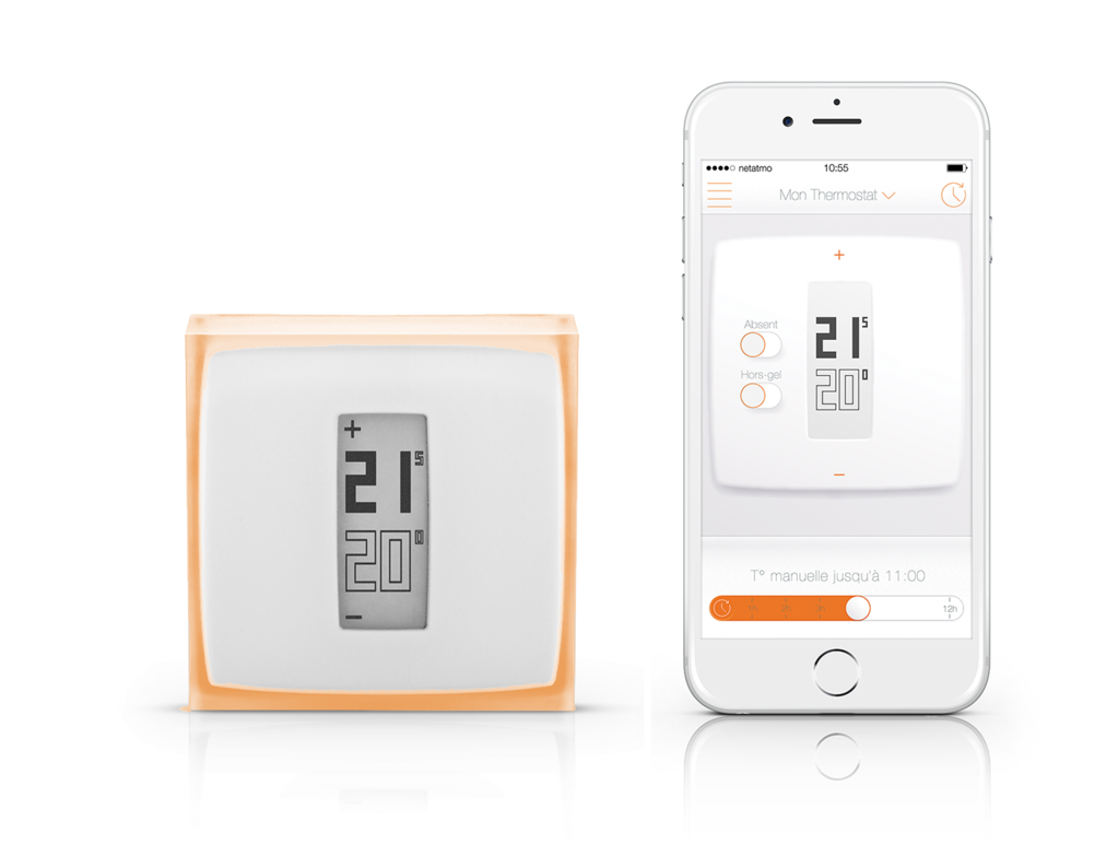 thermostat netatmo engie