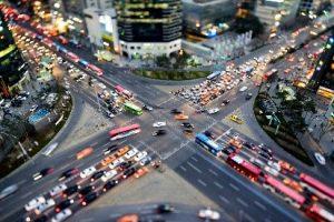 smart city - circulation