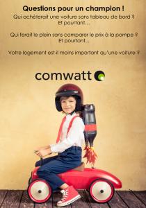 Comwatt Affiche Article