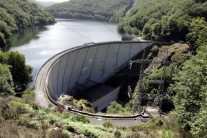 énergies renouvelables - barrage