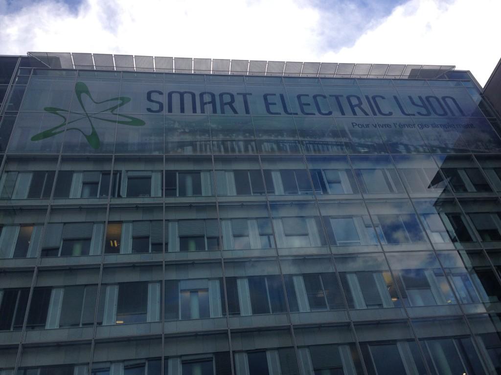 Smart Electric Lyon, les Smart Grids autrement !