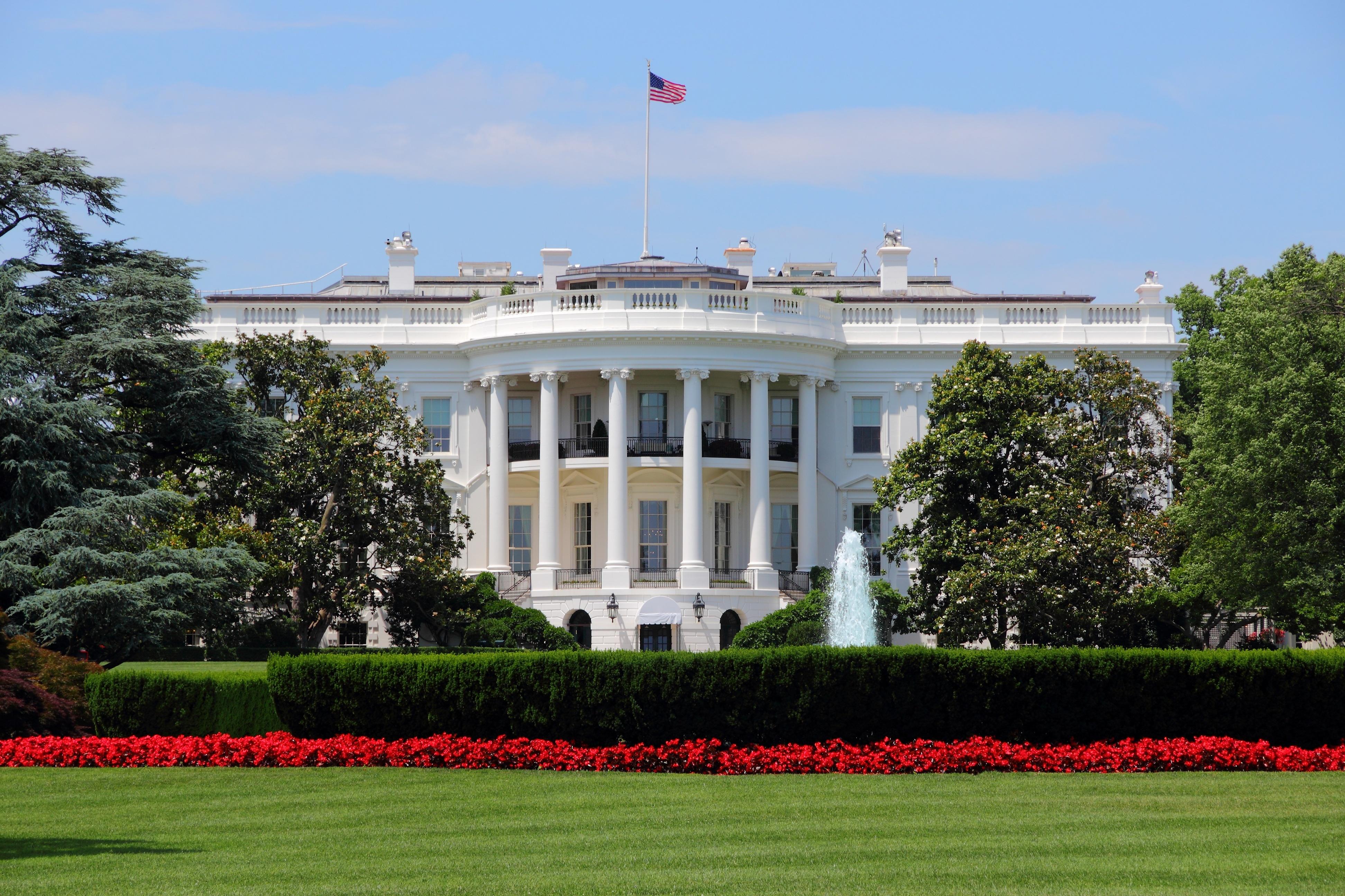 La maison blanche se met au vert