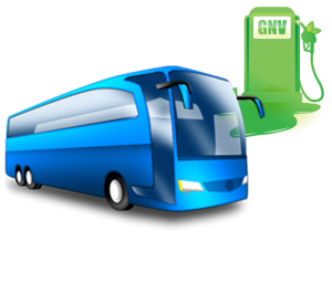 Power To Gas : Bus GNV