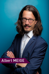 Albert Meige, Expert en Open Innovation