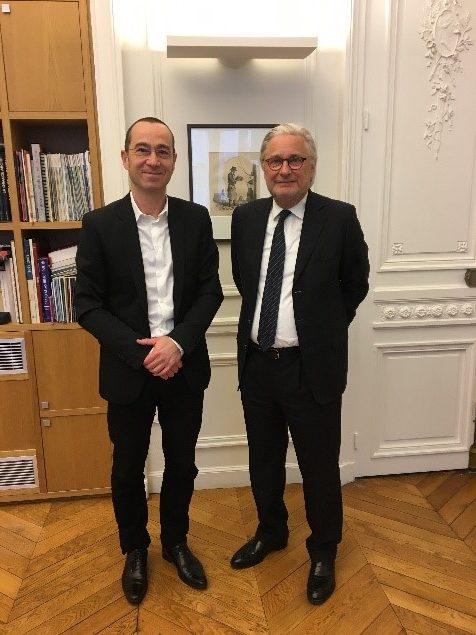 [Interview] Politique énergétique francilienne – Rencontre avec Jean-Jacques GUILLET, Président du Sigeif