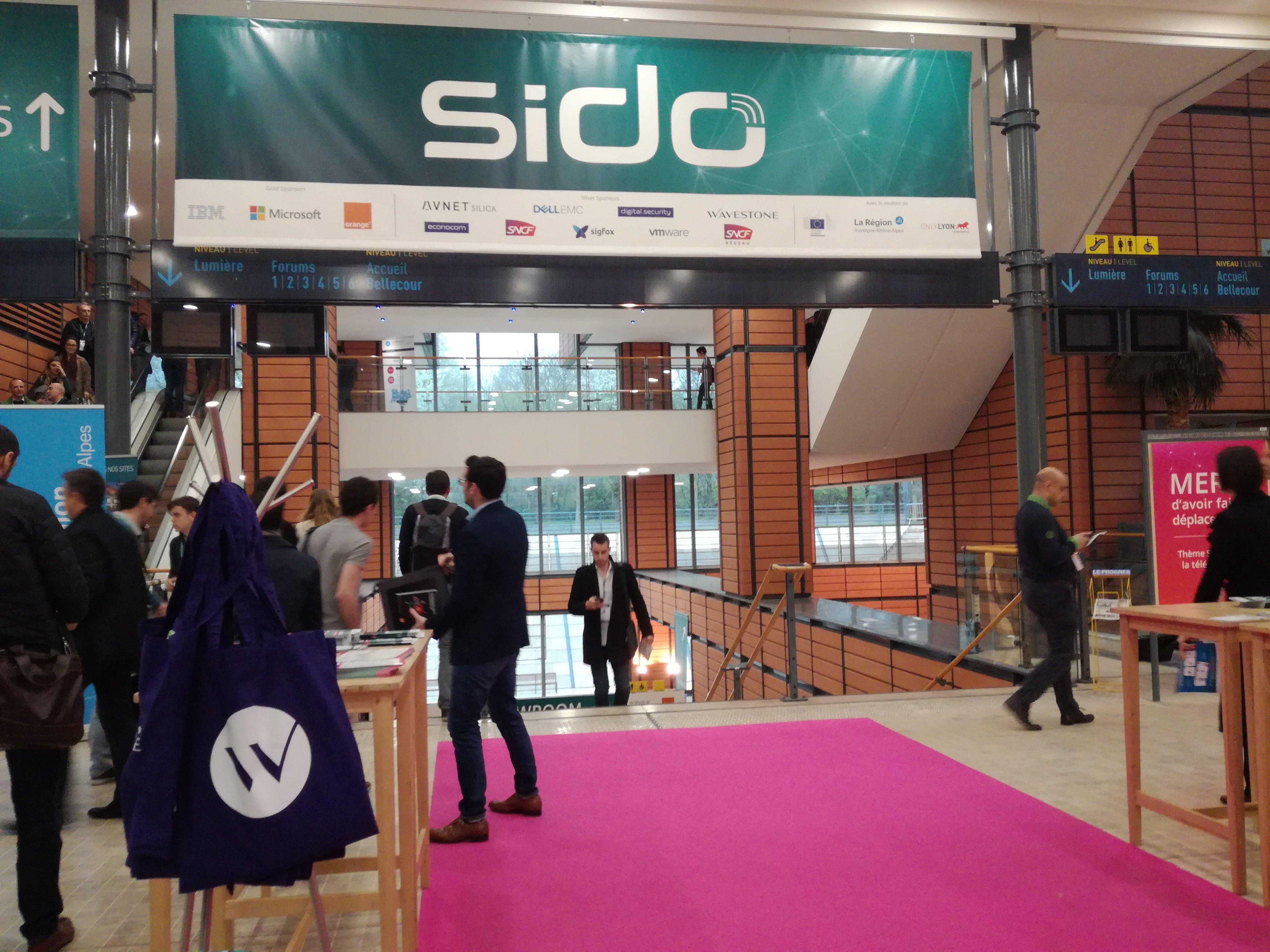 [SIdO 18] De nouvelles opportunités business au croisement de l'IoT et de la data