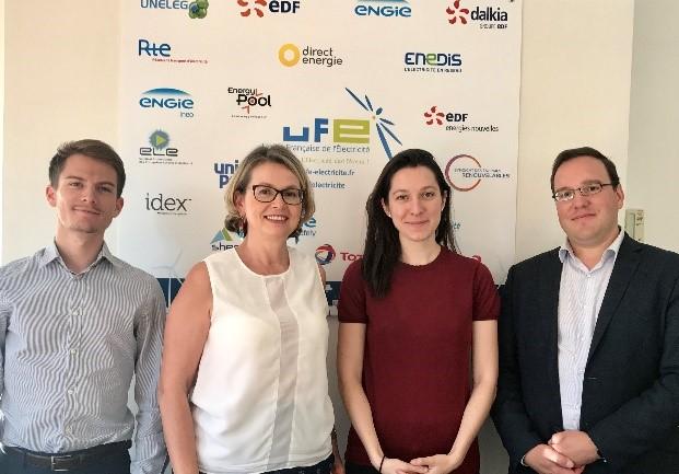 La politique énergétique européenne – rencontre avec Anne Chenu, DG de l'UFE