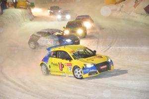 Trophée Andros : première victoire véhicule électrique