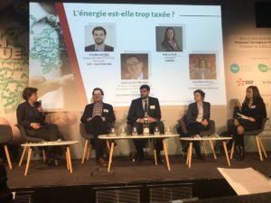 Forum de la Transition Energétique : l'énergie est-elle trop taxée ?