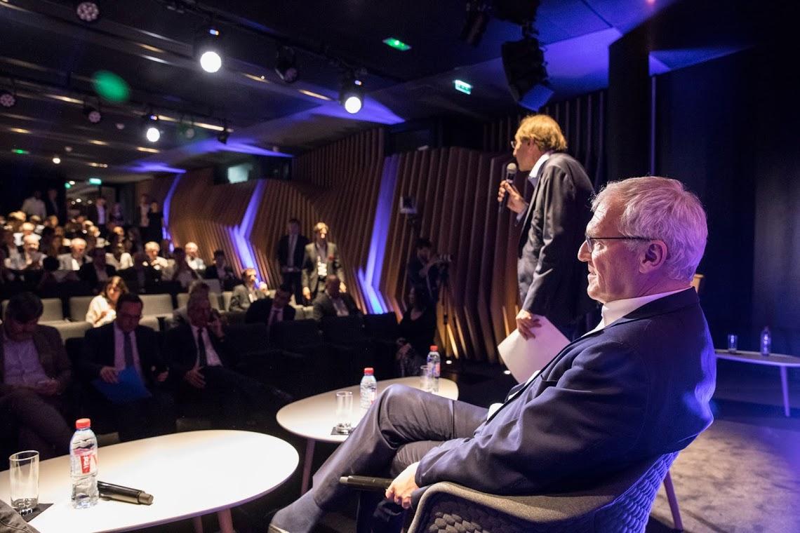 L'électricité, l'énergie qui change tout : retour sur le Club Les Echos Débats avec Jean-Bernard Lévy, PDG du Groupe EDF
