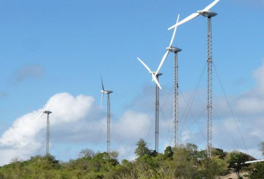 Le couplage parc éolien & stockage par batteries : décollage d'un nouveau modèle énergétique pour les zones isolées ?