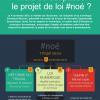 """[Infographie] Lois """"digitales"""" : qu'est devenue #noé ?"""