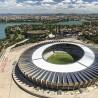 Quand le photovoltaïque domine le football mondial